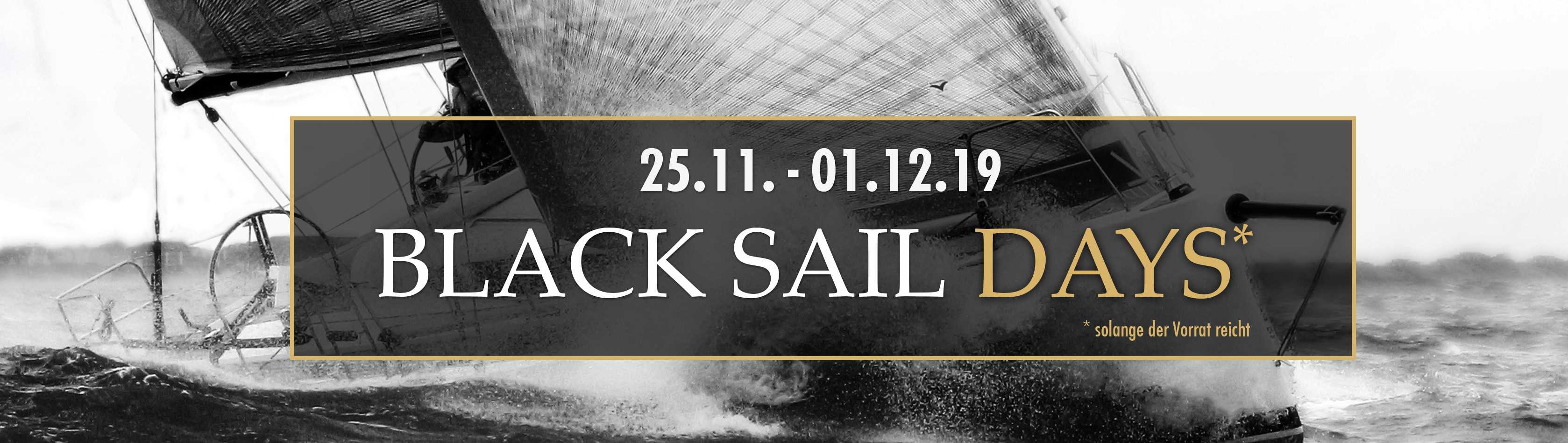 Black Sail Week