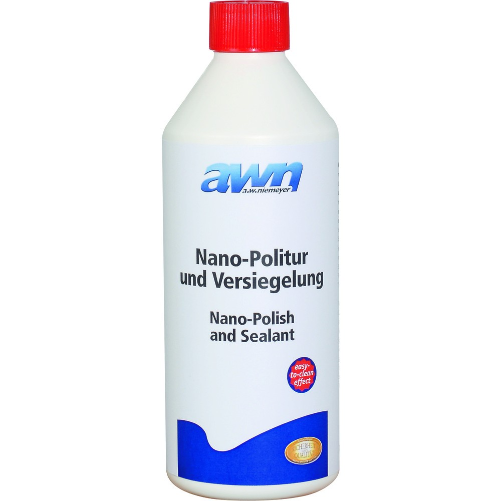 Nano abrillantador AWN 625 ml